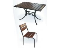 Тандем плюс Комплект деревянной мебели 1200х800