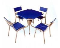 Комплект металлической мебели 800х800