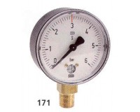 DSI Манометр входной для редуктора CO2 0-250 bar